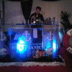 Titanic NYE ice bar 2m