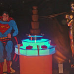 chocolate fountains superman