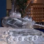 Challenger 2 tank luge