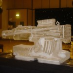 Military Ice Luge