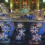 Christmas ice bar