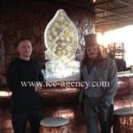 Keith Lemons bday luge at Gilgamesh bar