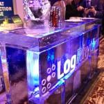 Log Rhythm 2m ice bar and luge