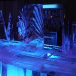 Specsavers 6m ice bar and ice luge