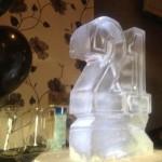 21 ice luge