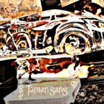 Lamborghini Club London Vodkal Ice Luge - Ice Luge - Luge for Vodka - Ice Carving Sculpture | Ice Agency