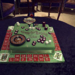 Roulette wheel cake | Ice Agency