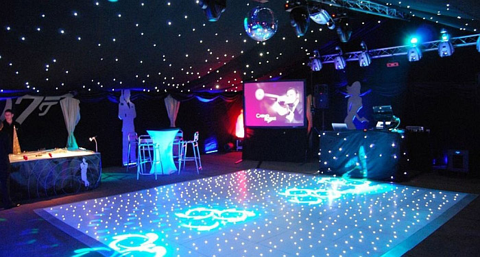 party theme hire