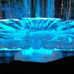 Scallop shell luge