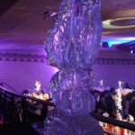 butterfly ice luge | Ice Agency