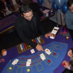 Casino tables – roulette wheel and more available for hire | Ice Agency