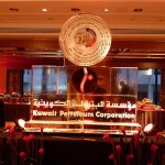 Kuwait Petroleum sculpture 2m x 3m – Four Seasons Hotel