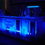 Specsavers ice bar