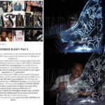 Didier Drogba's Birthday Ice Sculpture Vodka Ice Luge