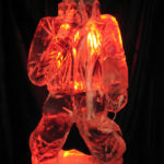 Elvis - Ice Luge - Luge for Vodka - Ice Carving Sculpture | Ice Agency