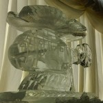 Sea King luge Isle of Wight - Ice Luge - Luge for Vodka - Ice Carving Sculpture | Ice Agency