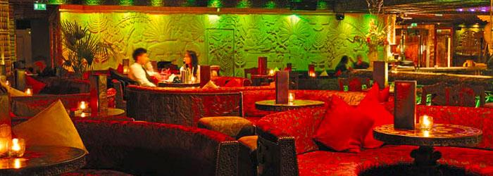 Gilgamesh bar