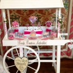 sweetie cart mr and mrs
