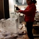 Team Building Workshop - Ice Luge - Luge for Vodka - Ice Carving Sculpture | Ice Agency