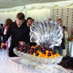 Clam Sculpture - Ice Carving Sculpture | Ice Agency