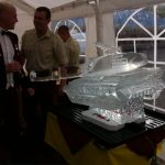 Challenger Tank Tidworth - Ice Luge - Luge for Vodka - Ice Carving - Ice Sculpture | Ice Agency
