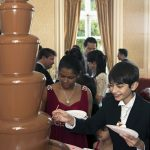 Luton Hoo Spa Hotel Chocolate Fountain - Chocolate Fountain for Hire | Ice Agency