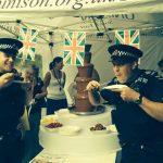 Surrey Police - Chocolate Fountain - Chocolate Fountain Hire | Ice Agency