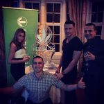 Herbalife - Ice Luge - Luge for Vodka - Ice Carving Sculpture | Ice Agency