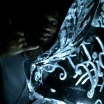 Didier Drogba - Ice Luge - Luge for Vodka - Ice Carving Sculpture | Ice Agency