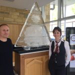 Scientology - Ice Carving Sculpture | Ice Agency