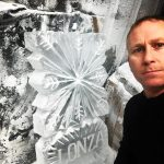 Snowflake & Logo - Ice Sculpture - Ice Carving Large | Ice Agency