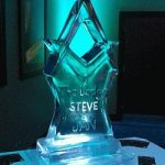 Masons - Ice Luge - Luge for Vodka - Ice Carving Sculpture | Ice Agency