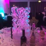 Snowflake - Ice Carving Sculpture | Ice Agency