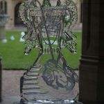 Harry Potter Tri Wizard Cup - Ice Luge - Luge for Vodka - Ice Carving Sculpture | Ice Agency