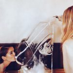 Hilarious Ice Carving - Sculpture for Hen Party - Luge for Vodka Huge | Ice Agency