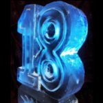 Number18 Party Vodka Ice Luge at London party