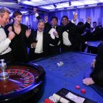 Casino Table Blackjack and Roulette Hire Surrey and Sussex