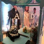 BBC Sanditon Series Ice Sculpture in Cannes for MIPCOM