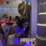 Bournemouth Wedding White Chocolate Fountain