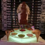 Ali Hamidi Team Korda & Monster Carp Chocolate Fountain