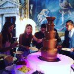 Moor Park Golf Club Wedding Chocolate Fountain