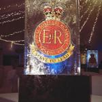 Royal Military Academy Sandhurst Ice Sculpture