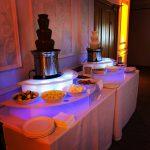 Alexander House Hotel Wedding Chocolate Fountain