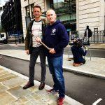 BBC Watchdog Monza Credit Card Ice Sculpture with Matt Alwright