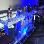 2m Ice Bar at Brighton Hilton Hotel