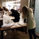 Ice Sculpture Teambuilding London